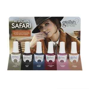 Gelish African Safari Herfst 2018