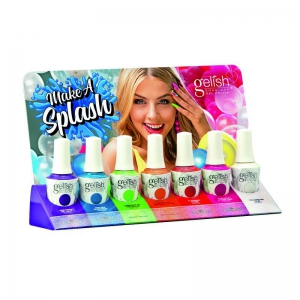Gelish Make A Splash Zomer 2018