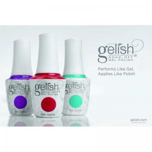 Gelish op kleur