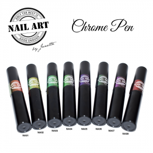 Chrome pen