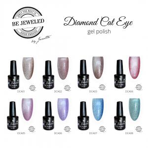 Be Jeweled Diamond Cat Eye