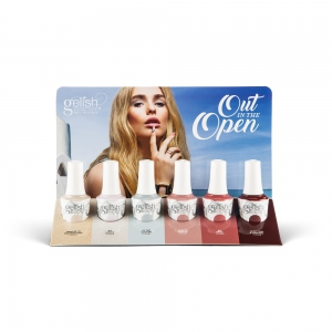 Gelish Out In The Open